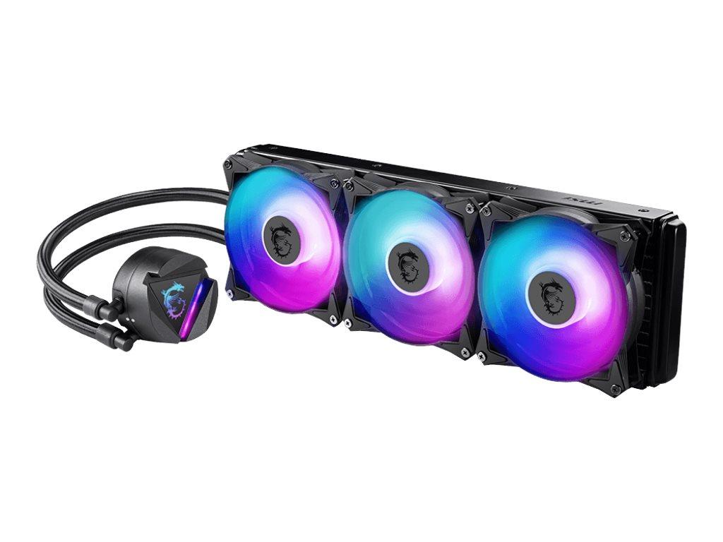 MSI MAG CORE LIQUID 360R processor liquid cooling system