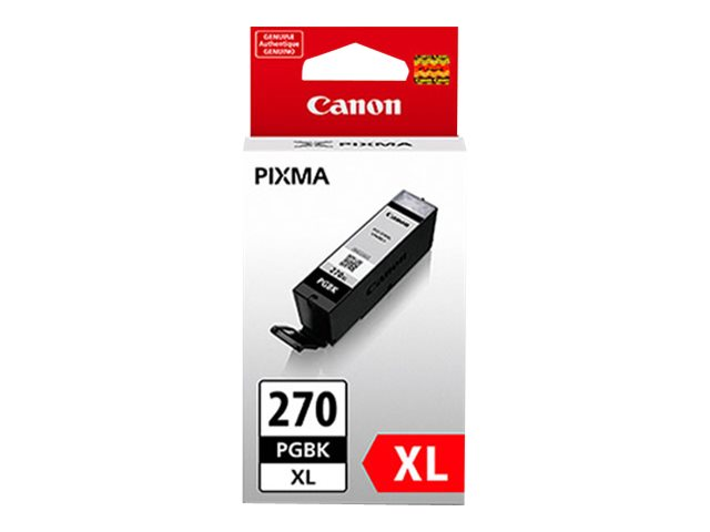 Canon PGI-270XL PGBK - XL - pigmented black - original - ink tank
