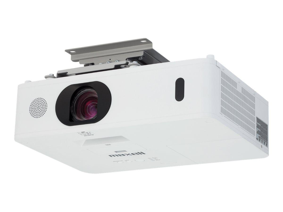 Maxell Collegiate Series MC-WU5505 - 3LCD projector - LAN