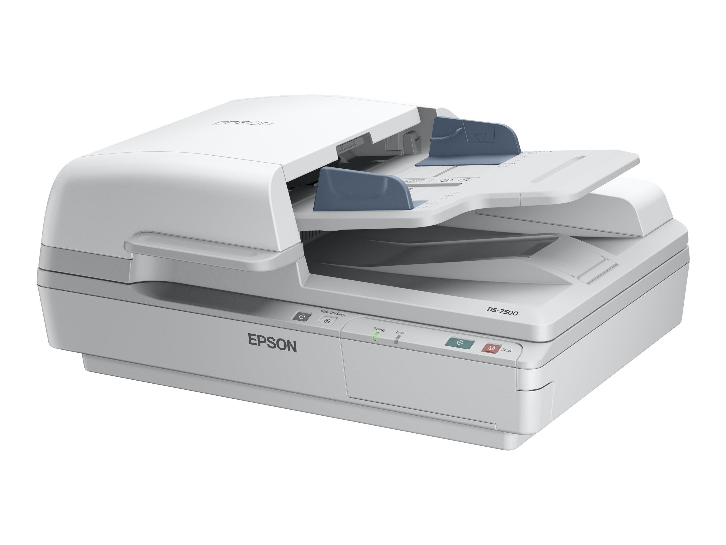 Epson WorkForce DS-6500 - document scanner - USB 2.0