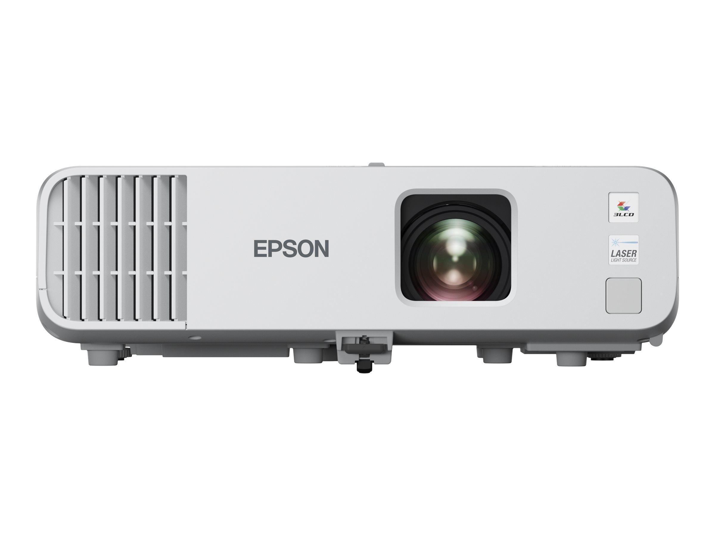 Epson PowerLite L200W - 3LCD projector - 802.11a/b/g/n wireless / LAN / Miracast Wi-Fi Display