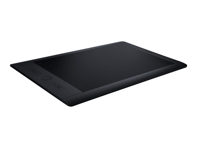 Wacom Intuos Pro Large - digitizer - USB, Bluetooth - black