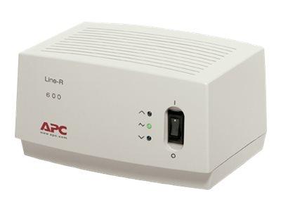 APC Line-R 600VA - automatic voltage regulator - 600 VA