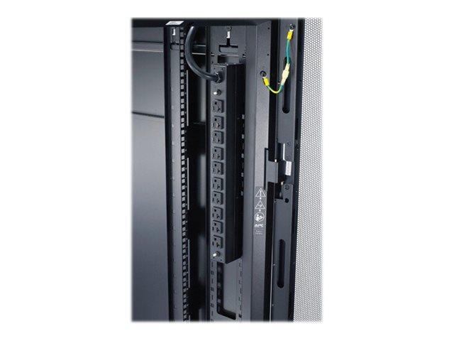 APC Basic Rack-Mount PDU - power distribution strip