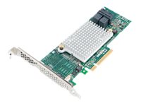 Microchip Adaptec HBA 1000 8i - storage controller - SATA 6Gb/s / SAS 12Gb/s - PCIe 3.0 x8