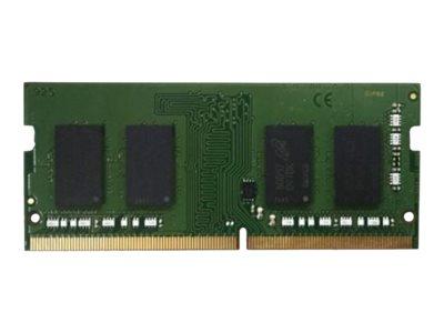 QNAP - A0 version - DDR4 - module - 4 GB - SO-DIMM 260-pin - 2666 MHz / PC4-21300 - unbuffered