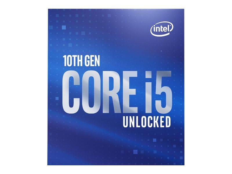 Intel Core i5 10600K / 4.1 GHz processor