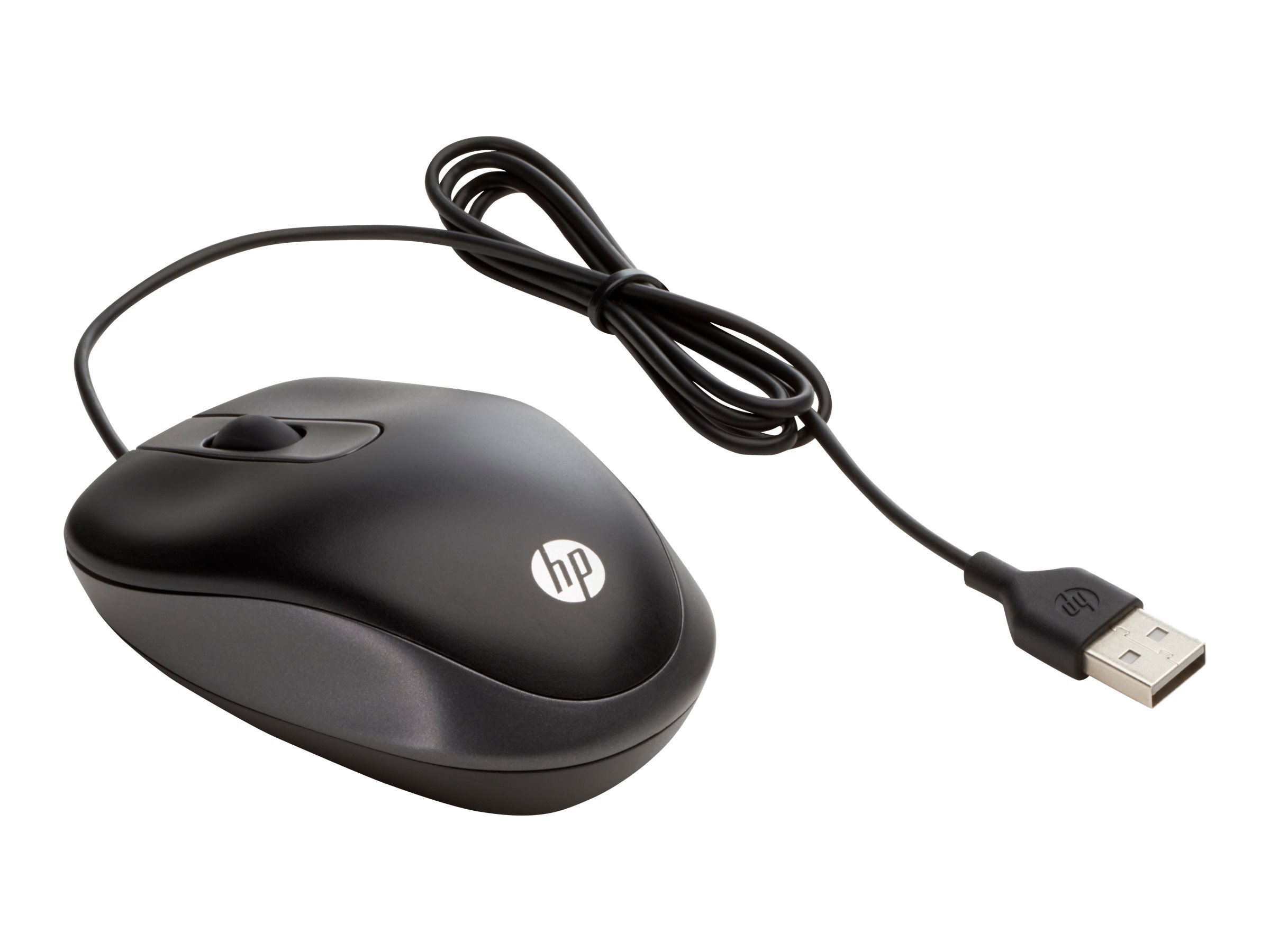 HP Travel - mouse - USB