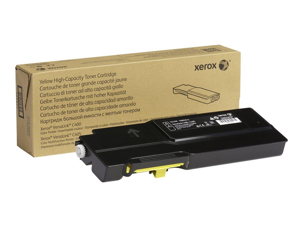 Xerox VersaLink C400 - High Capacity - yellow - original - toner cartridge