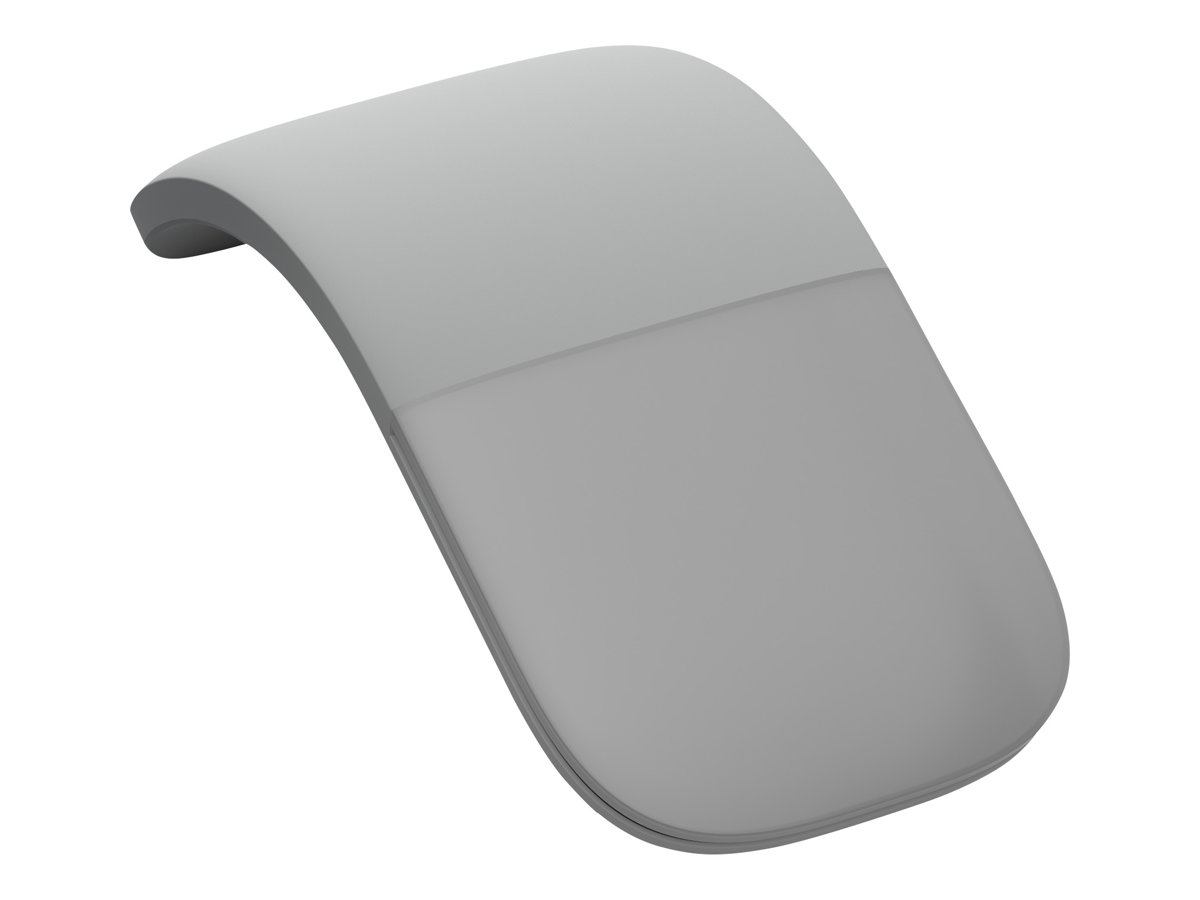 Microsoft Surface Arc Mouse - mouse - Bluetooth 4.1 - light gray