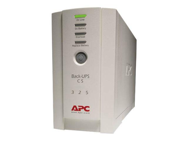 APC Back-UPS CS 325 - UPS - 210 Watt - 350 VA