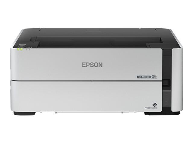 Epson WorkForce ST-M1000 Supertank - printer - B/W - ink-jet