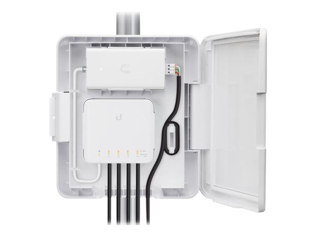 Ubiquiti UniFi Switch Flex Utility - network device enclosure