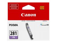 Canon CLI-281 PB - photo blue - original - ink tank