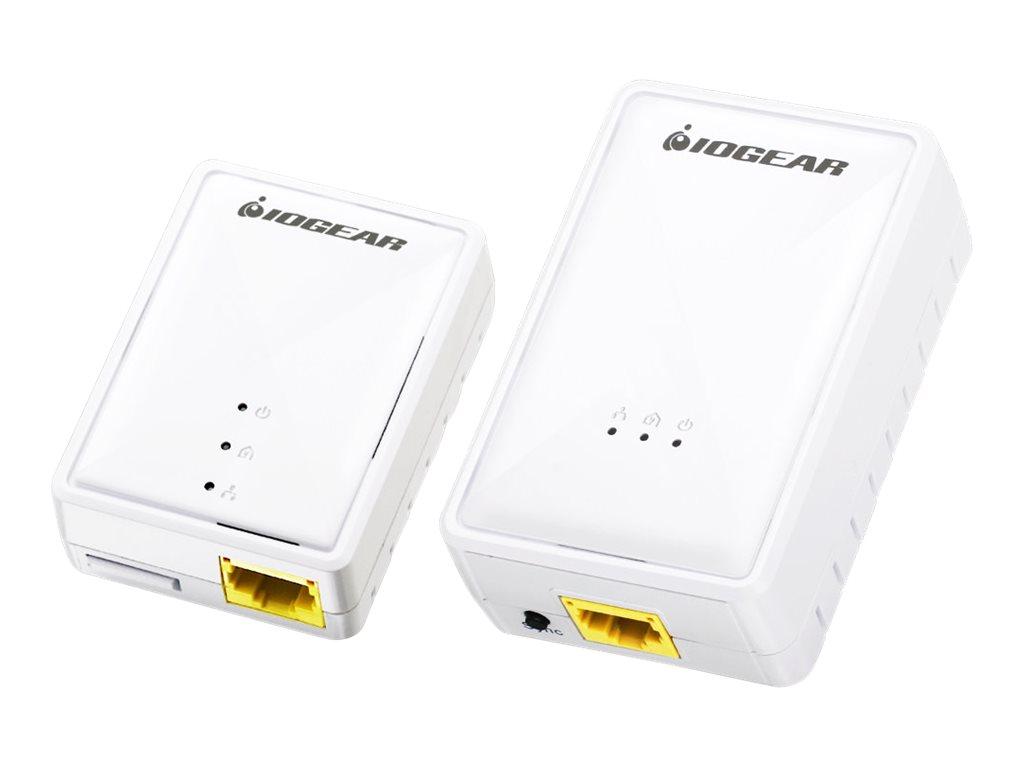 IOGEAR Powerline Wireless Extender Kit - bridge - wall-pluggable
