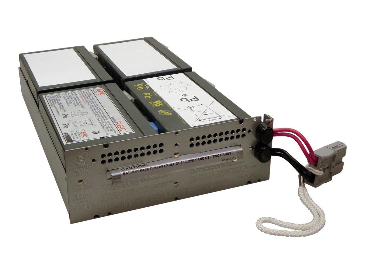 APC Replacement Battery Cartridge #132 - UPS battery - lead acid