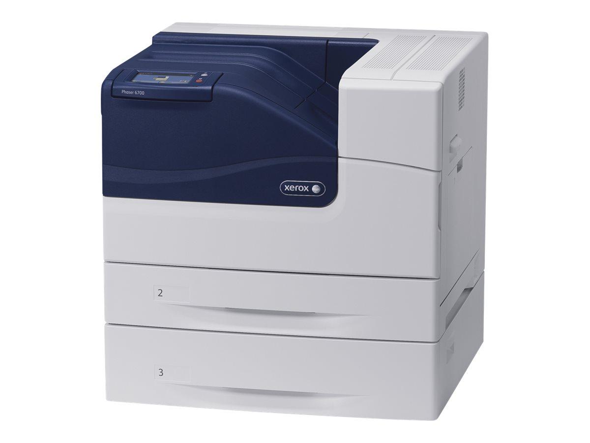 Xerox Phaser 6700DT - printer - color - laser