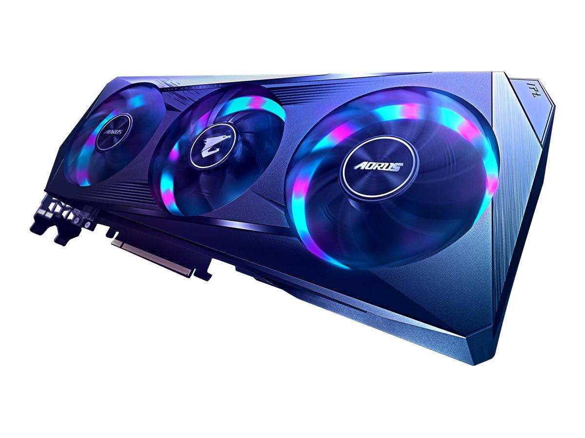 Gigabyte AORUS GeForce RTX 3060 ELITE - graphics card - GF RTX 3060 - 12 GB