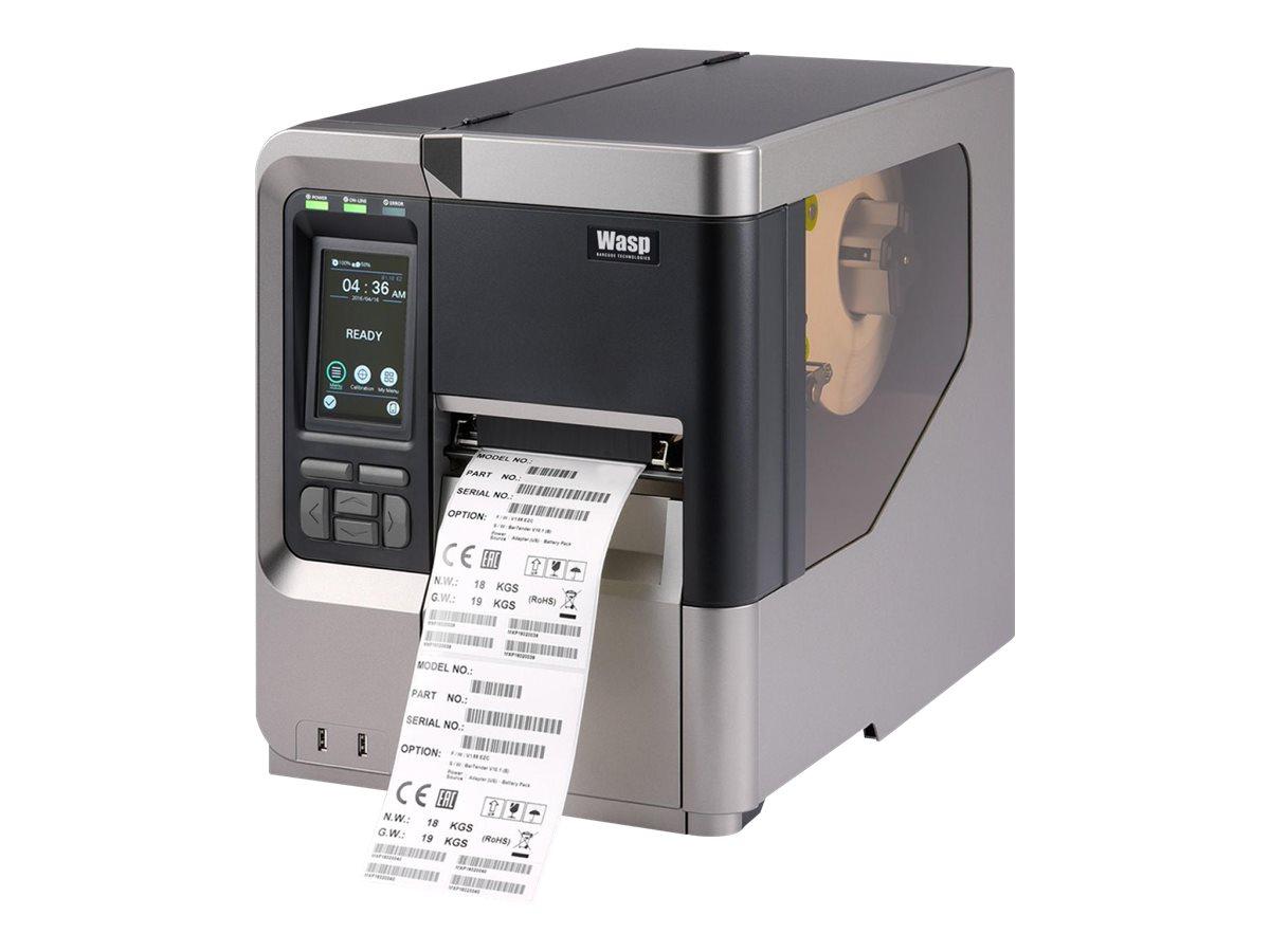 Wasp WPL618 - label printer - B/W - direct thermal / thermal transfer