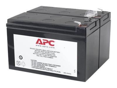 APC Replacement Battery Cartridge #113 - UPS battery - lead acid