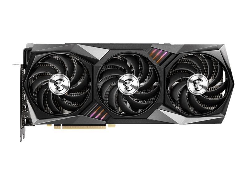 MSI GeForce RTX 3090 GAMING X TRIO - graphics card - GF RTX 3090 - 24 GB
