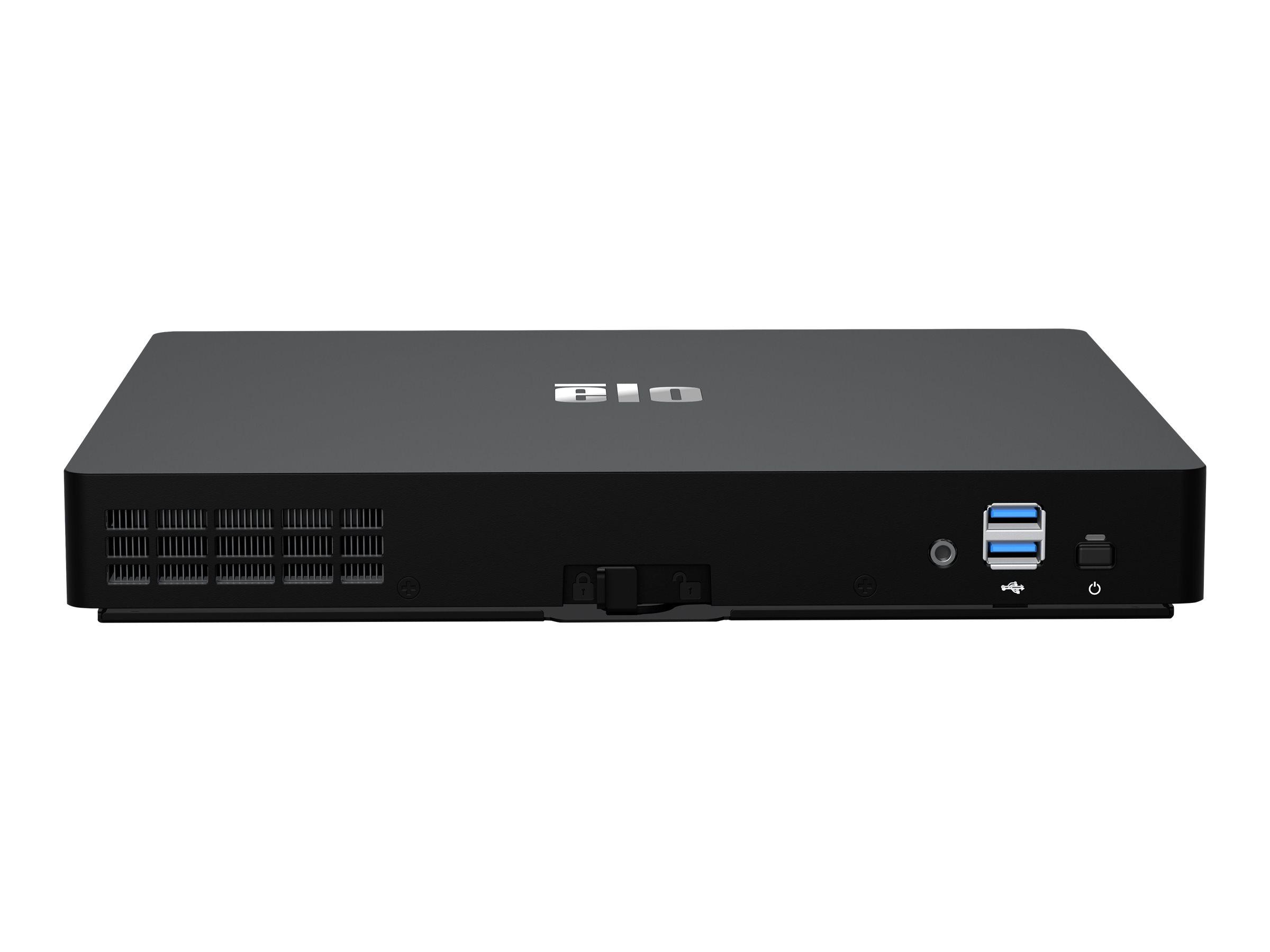 Elo EloPOS Pack EPS00E5 - mini desktop - Core i5 8500T 2.1 GHz - 8 GB - SSD 128 GB