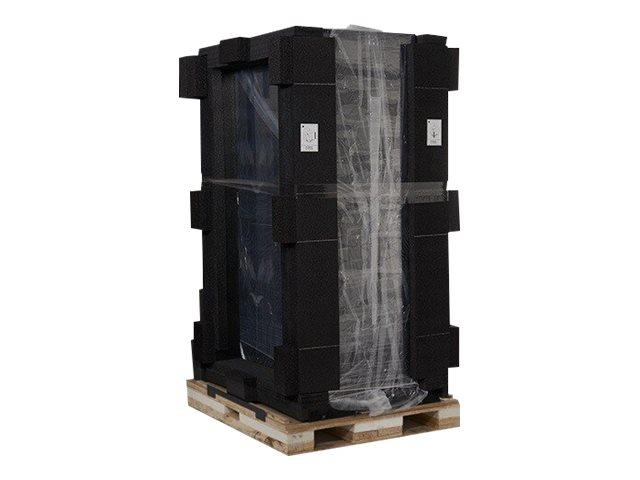 APC NetShelter SX Deep Enclosure with Sides Shock Packaging rack - 42U