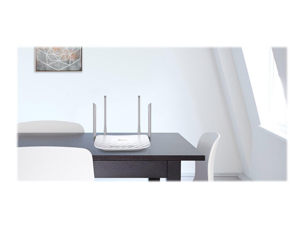 TP-Link Archer A5 - wireless router - 802.11a/b/g/n/ac - desktop