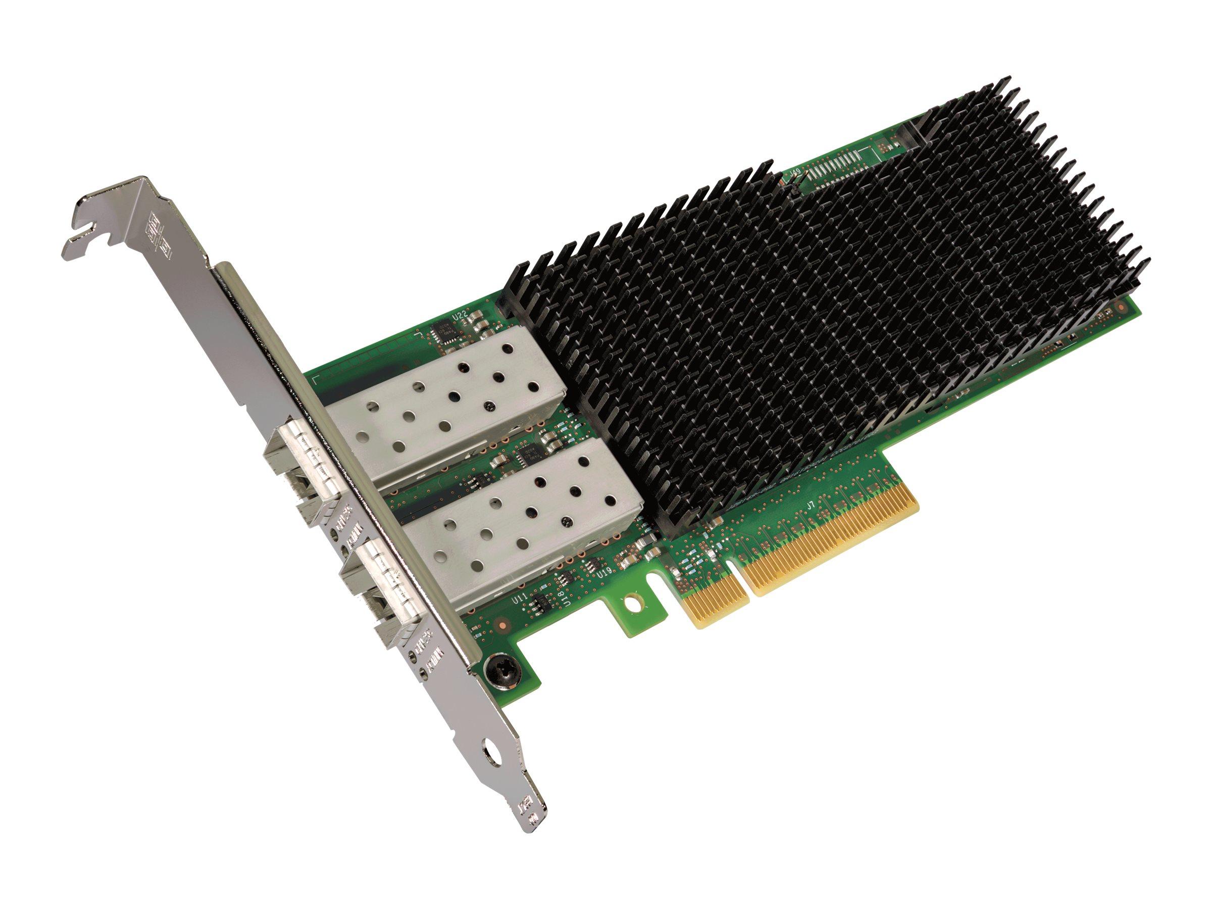 Intel Ethernet Network Adapter XXV710-DA2 - network adapter - PCIe 3.0 x8 - 25 Gigabit SFP28 x 2