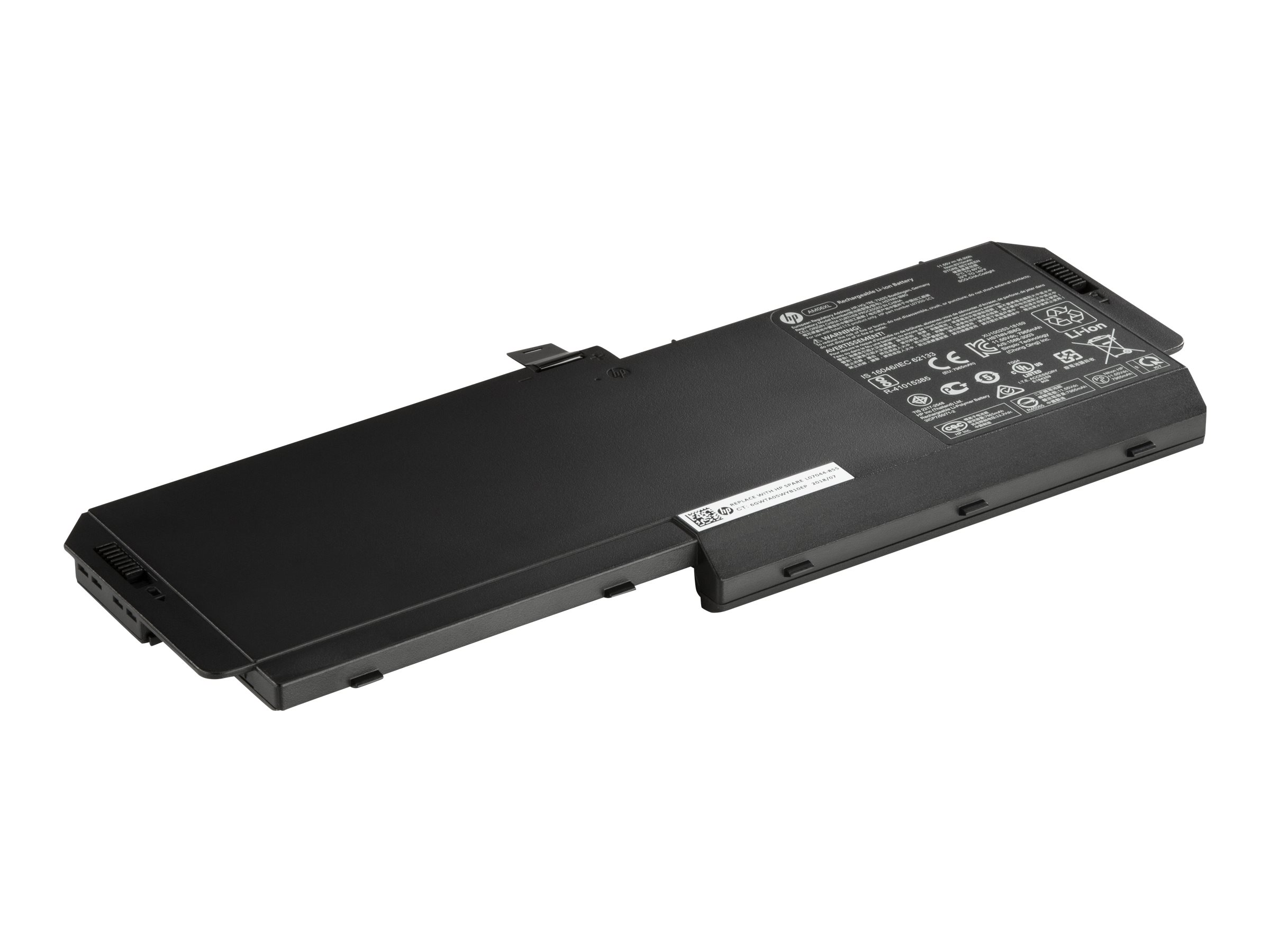 HP - notebook battery - 95 Wh