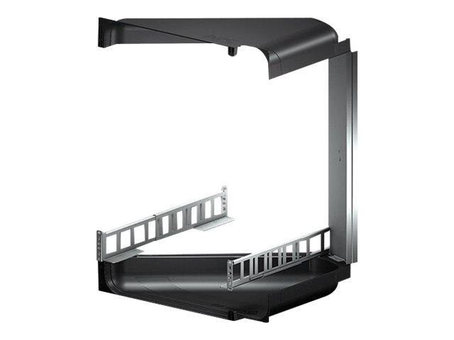 APC rack airflow optimization kit - 4U