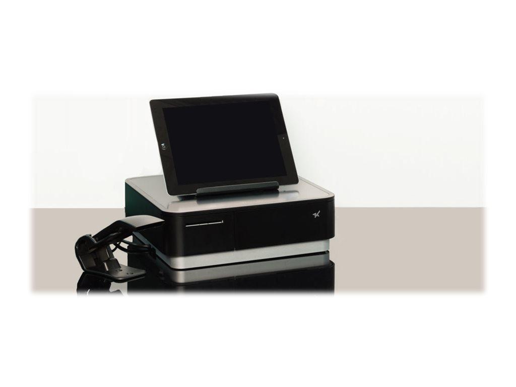 Star mPOP POP10-F BLK US - receipt printer - B/W - direct thermal