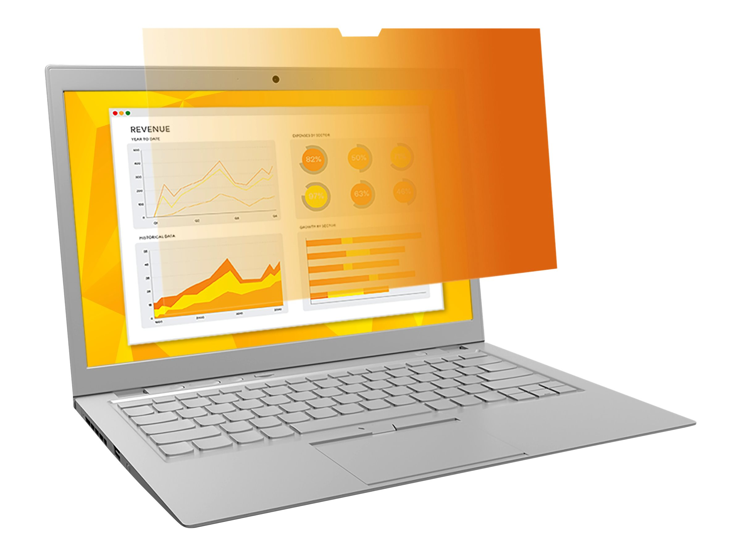 3M Gold Privacy Filter GFNAP008 notebook privacy filter