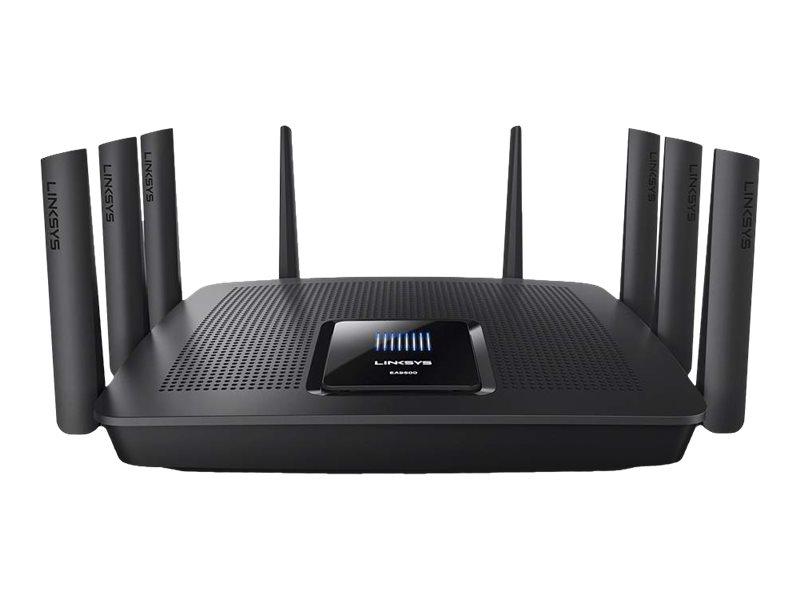 Linksys EA9500 - wireless router - 802.11a/b/g/n/ac - desktop