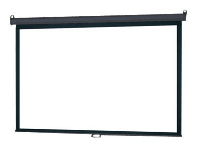InFocus Manual Pull Down Screen - projection screen - 94