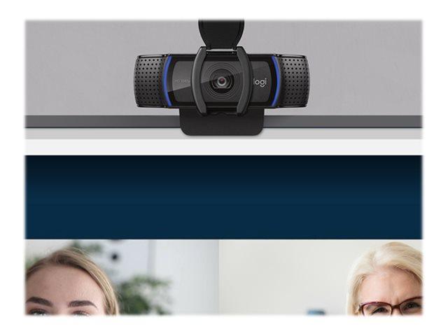 Logitech C920e - web camera