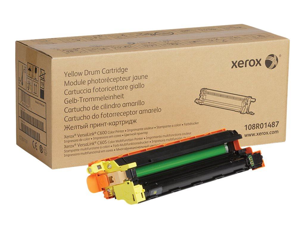 Xerox VersaLink C605 - yellow - drum cartridge