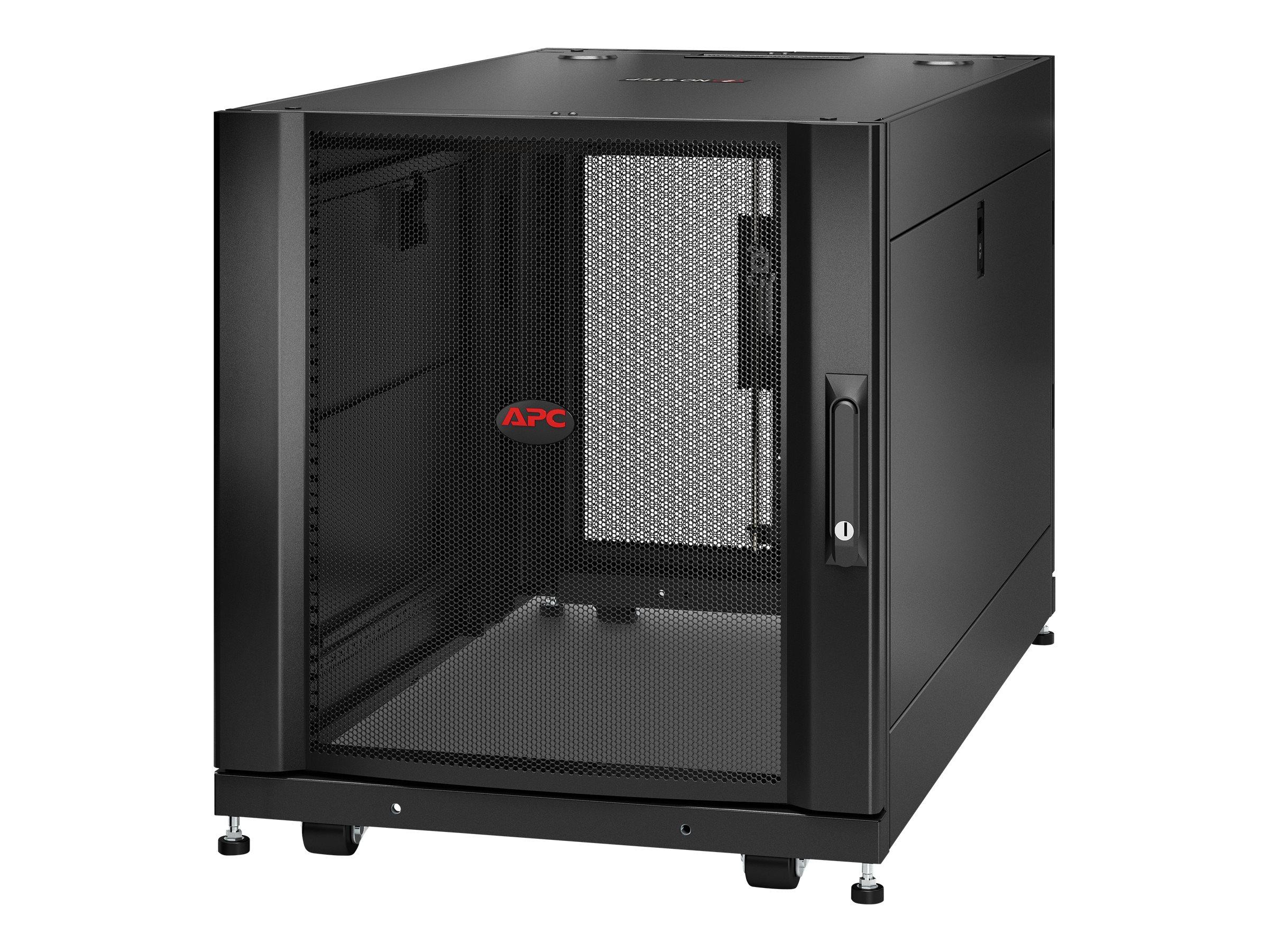 APC NetShelter SX rack - 12U