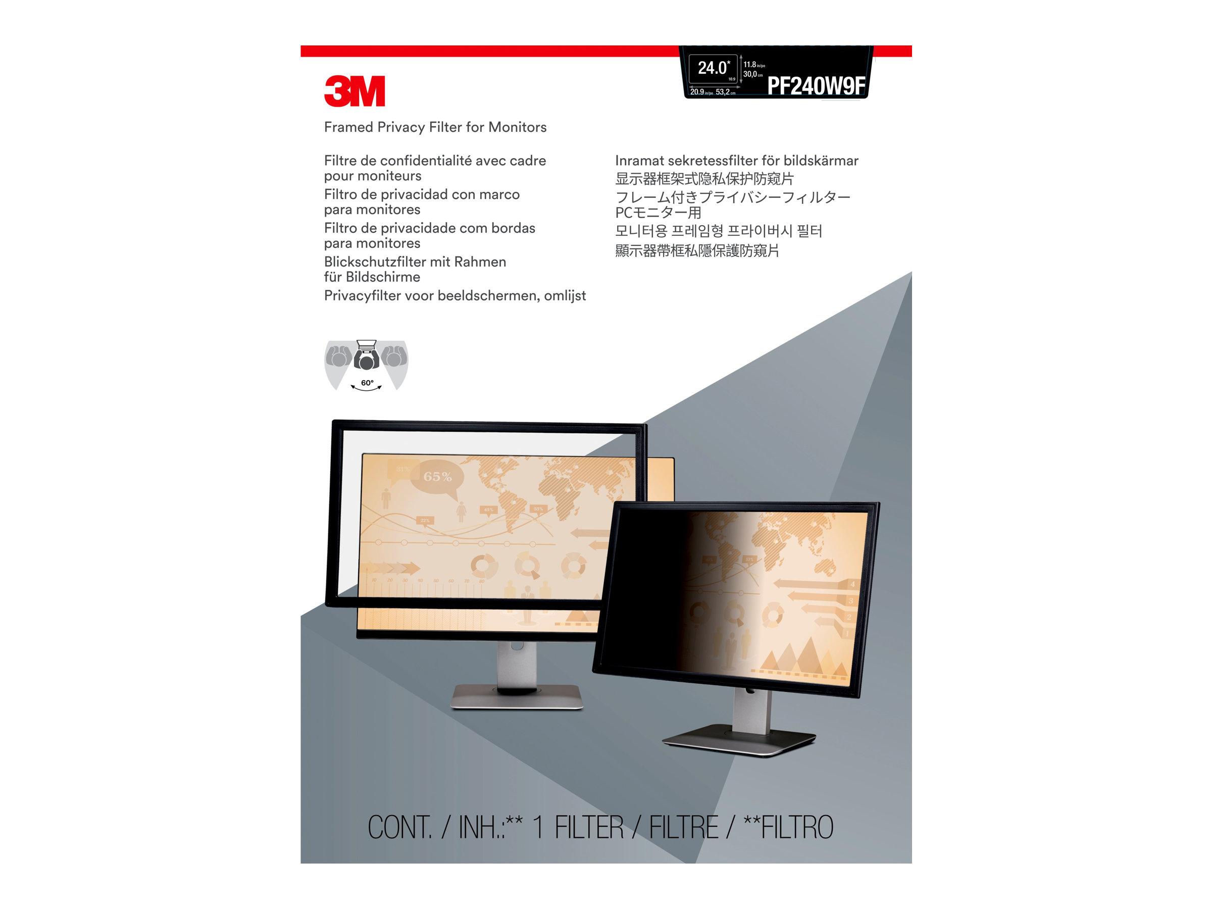 3M Framed Privacy Filter for 24