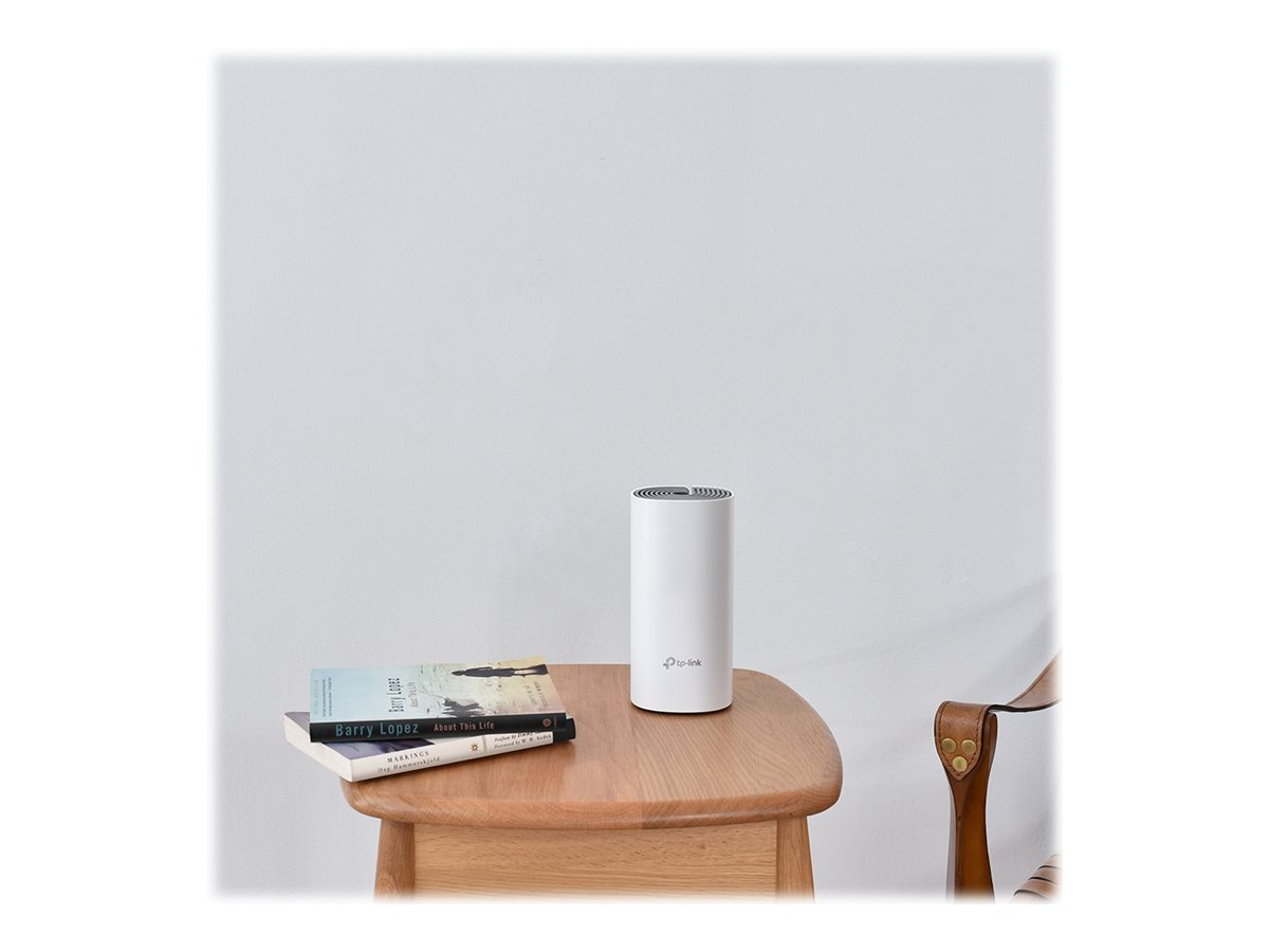 TP-Link Deco P9 - Wi-Fi system - 802.11a/b/g/n/ac, Bluetooth 4.2 - desktop