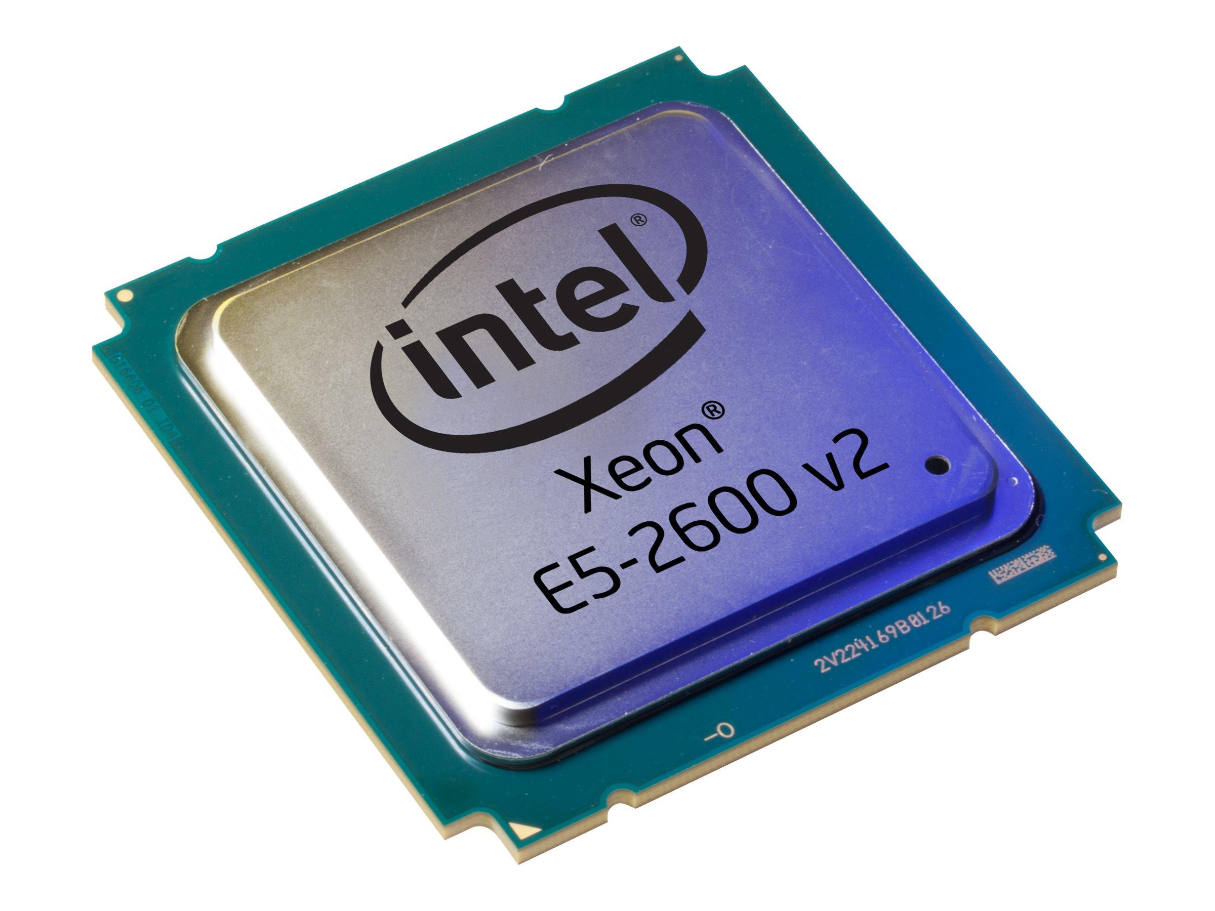 Intel Xeon E5-2670V2 / 2.5 GHz processor