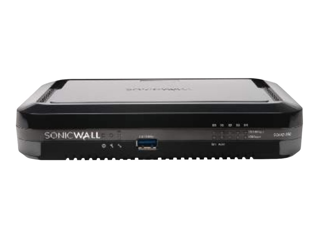 SonicWall SOHO 250 - Advanced Edition - security appliance - with 1 year TotalSecure