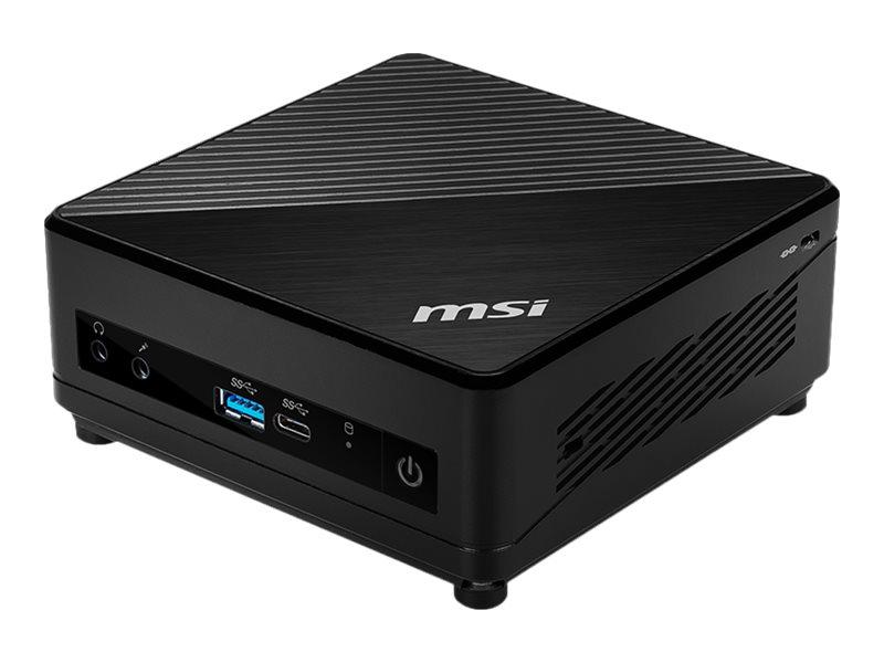 MSI Cubi 5 10M 067US - mini PC - Core i3 10110U 2.1 GHz - 8 GB - HDD 1 TB