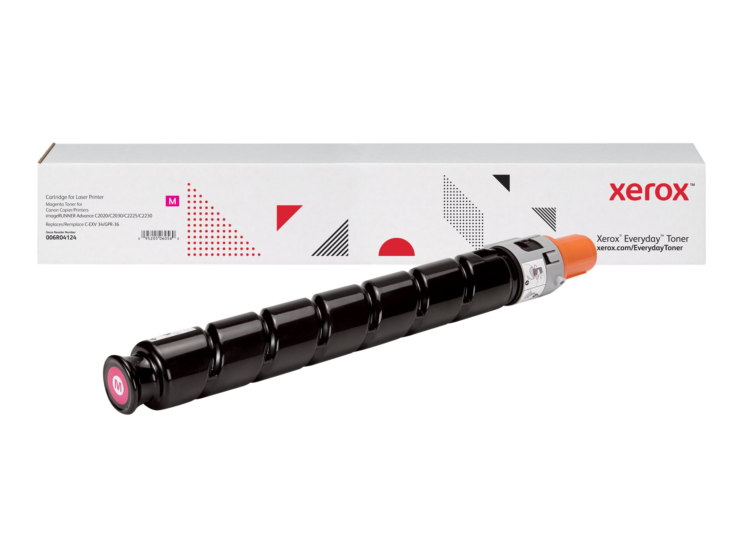 Xerox Everyday - magenta - toner cartridge (alternative for: Canon GPR-36M)