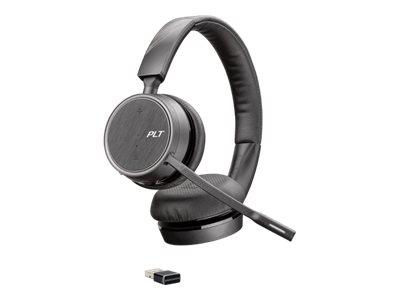 Poly - Plantronics Voyager 4220 USB-A - headset...