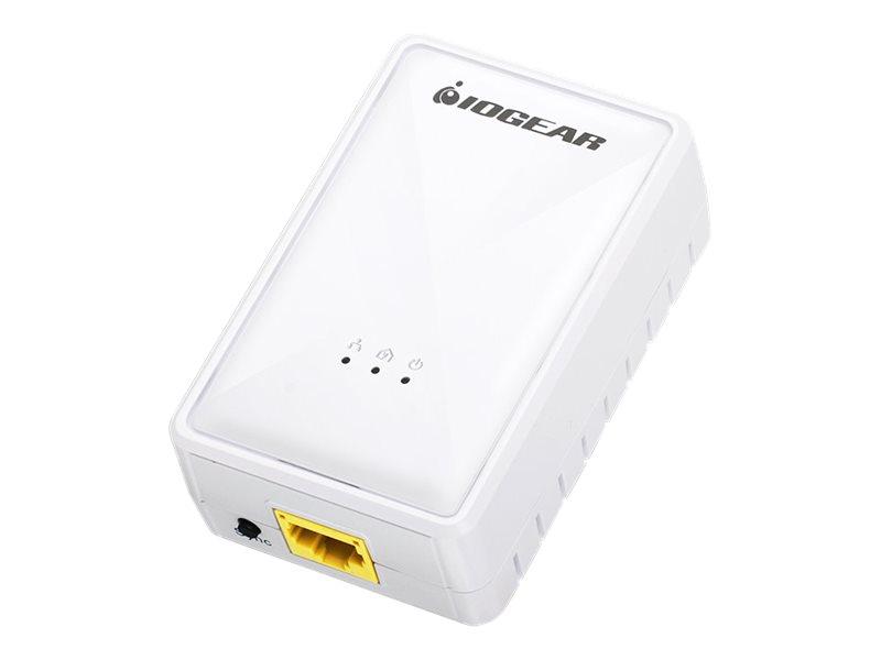 IOGEAR Powerline Wireless Extender - bridge - wall-pluggable