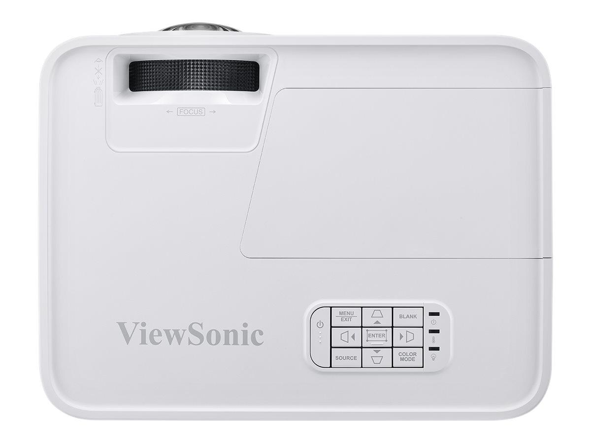 ViewSonic PS600X - DLP projector - short-throw