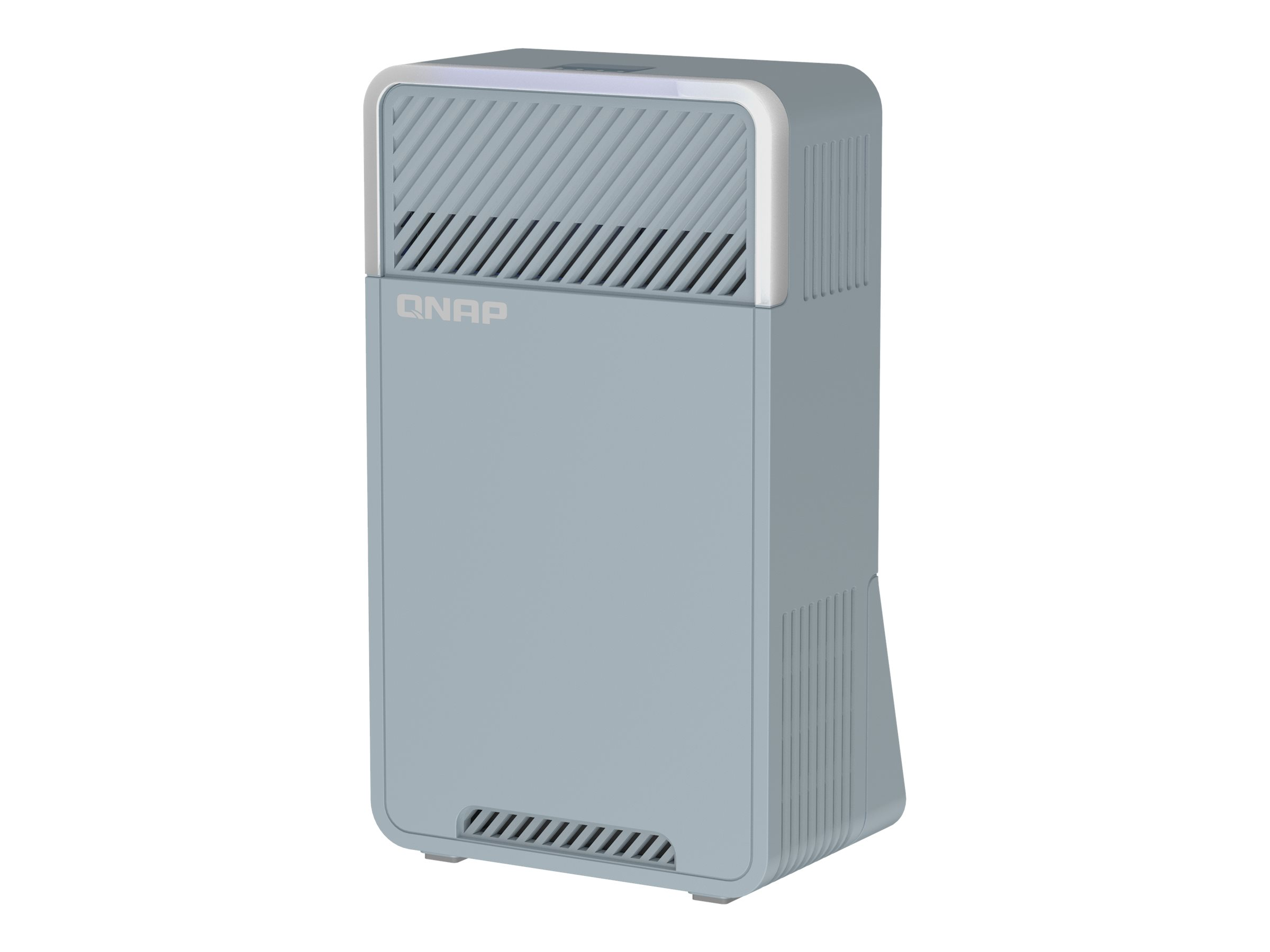 QNAP QMiro-201W - Wi-Fi system - 802.11a/b/g/n/ac, Bluetooth 5.0 - desktop