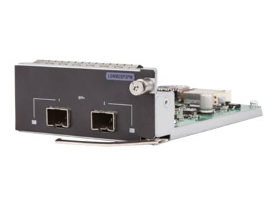 HPE 2-port 10GbE SFP+ Module - expansion module - 10Gb Ethernet x 2