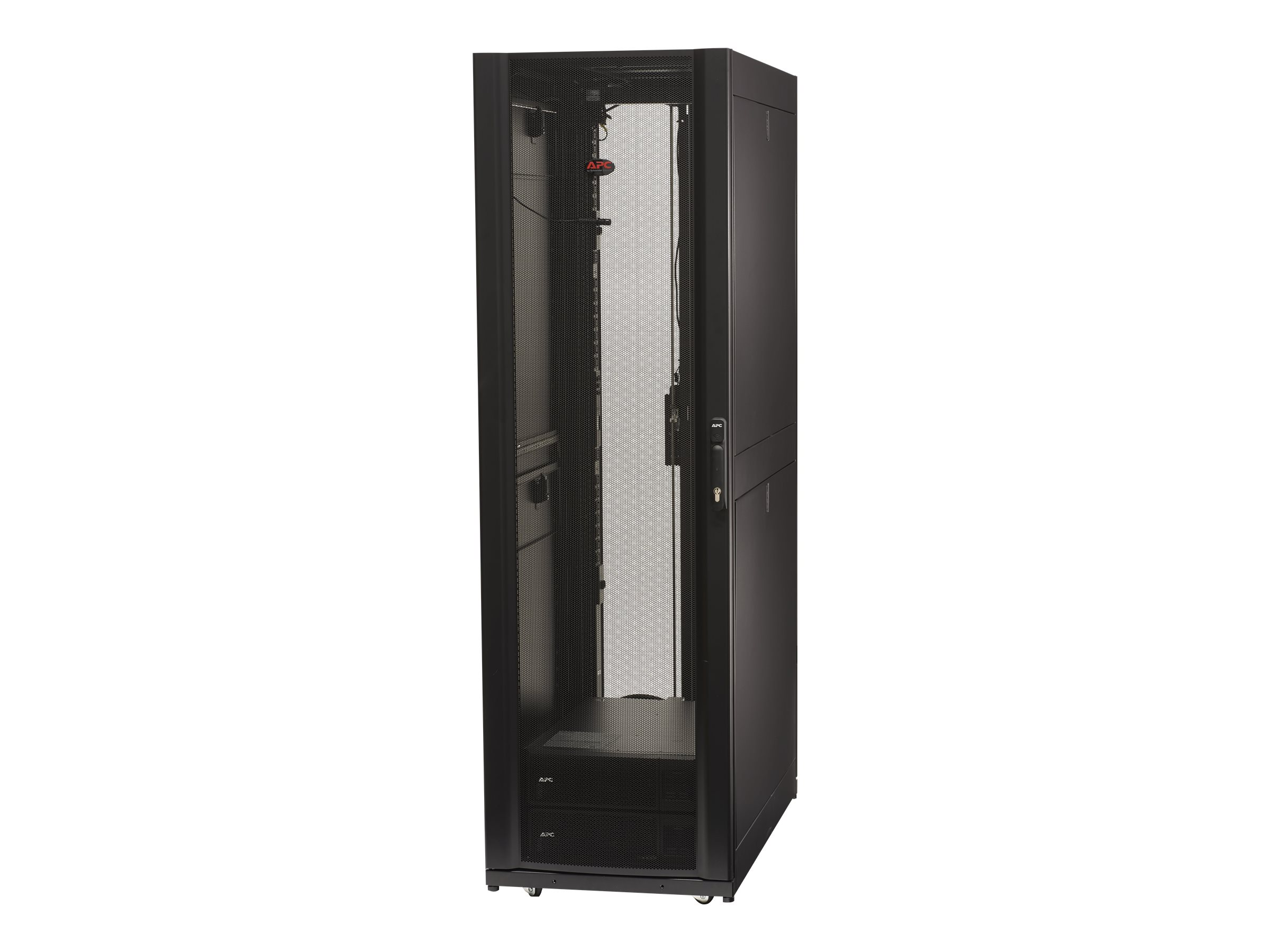 APC Micro DC 42U SX - power distribution cabinet - 5000 VA